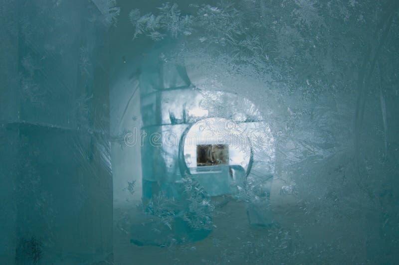 Isbakgrund fotografering för bildbyråer