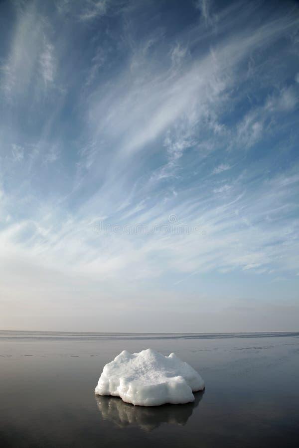isberg royaltyfria bilder
