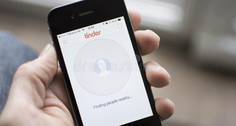 Isca app foto de stock royalty free