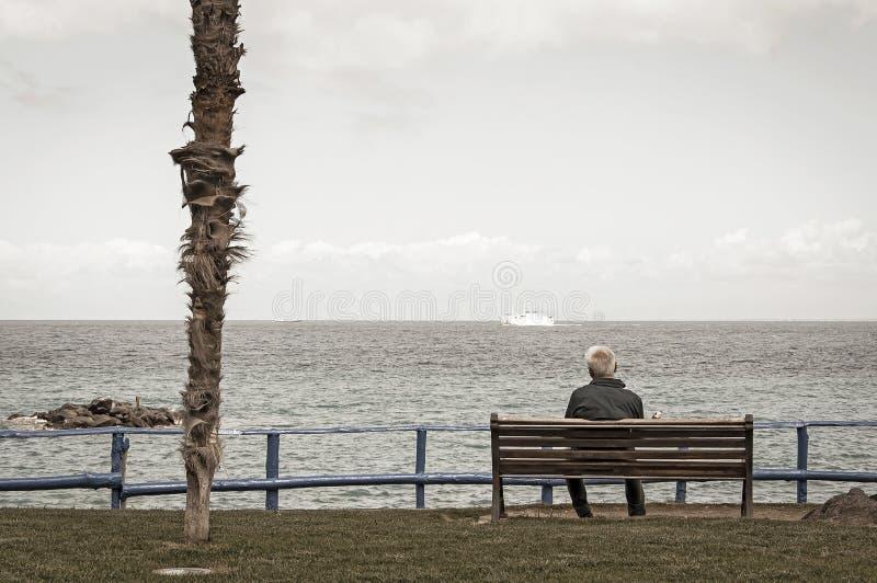 ISCHIA ITALY-OCTOBER, 12,2012 arkivfoto