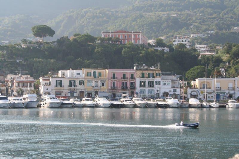 ischia wyspa Włochy zdjęcia stock