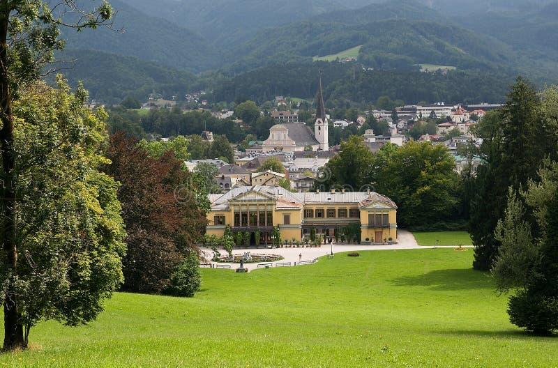 Ischl ruim, Áustria fotos de stock