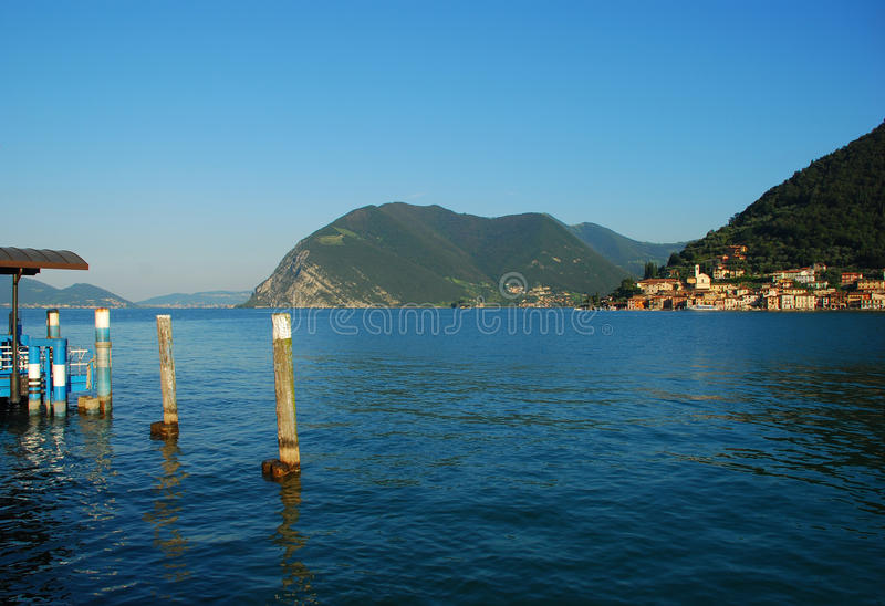 Download Lake Iseo, Northern Italian Lakes, Italy Stock Image - Image: 20407895