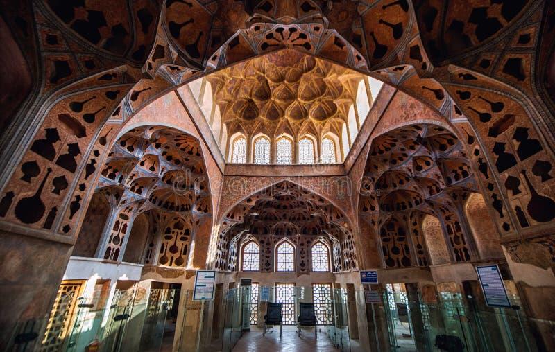 Isfahán en Irán foto de archivo libre de regalías