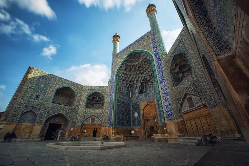 Isfahan в Иране стоковое изображение rf