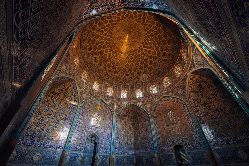 Isfahan в Иране стоковая фотография