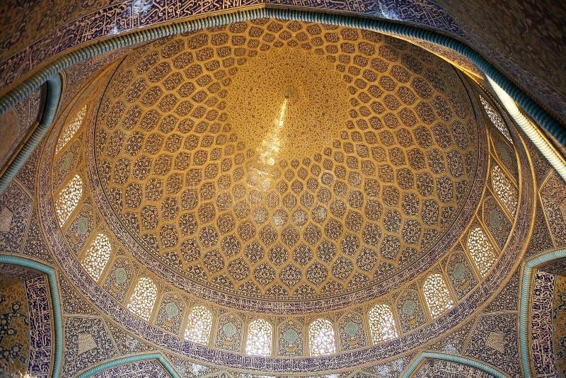 isfahan lizenzfreies stockbild
