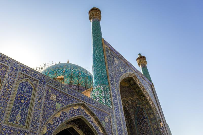 Isfahan em Irã imagens de stock