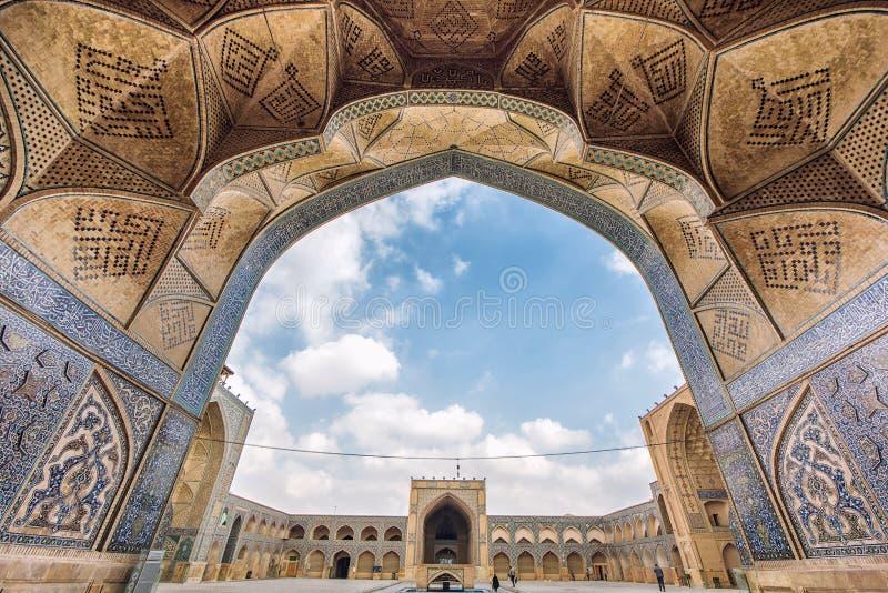 Isfahan em Irã fotografia de stock royalty free