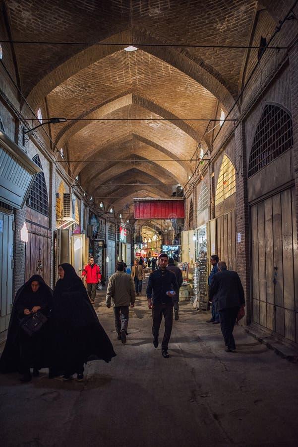 Isfahan im Iran lizenzfreies stockbild