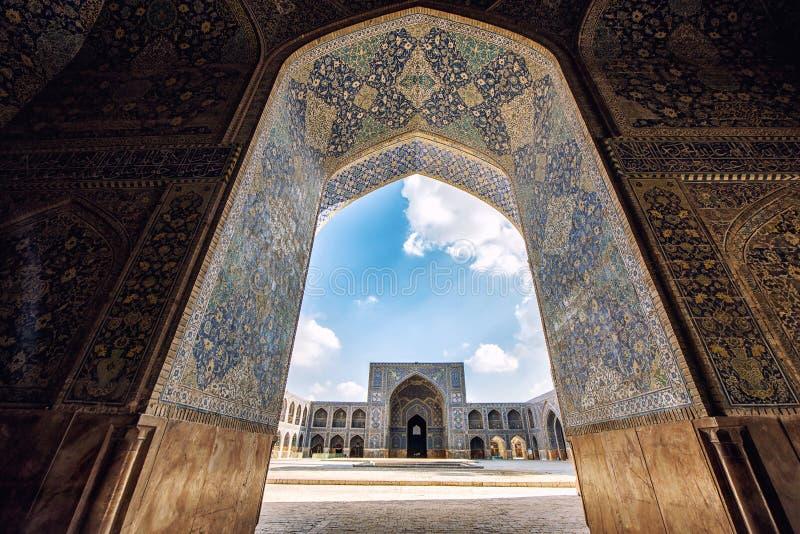 Isfahan im Iran stockfotografie