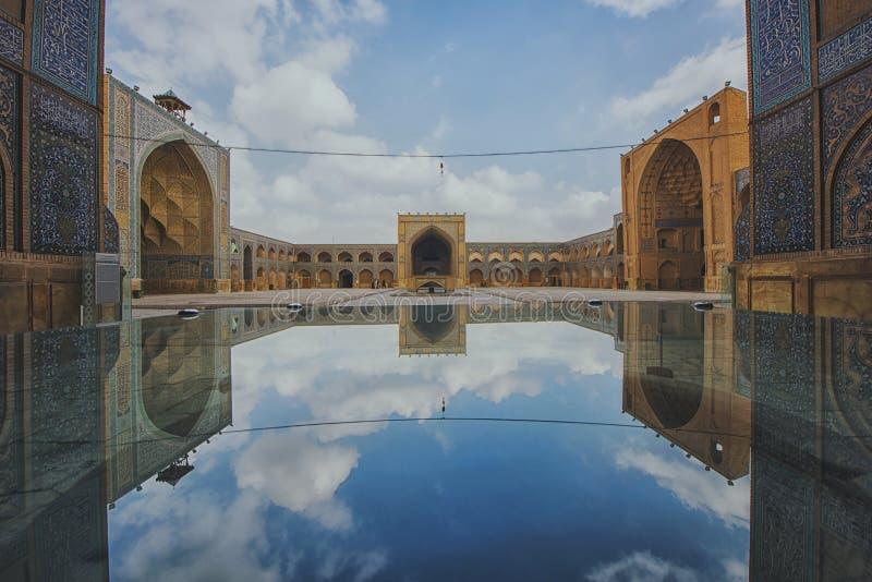 Isfahan im Iran lizenzfreie stockfotos