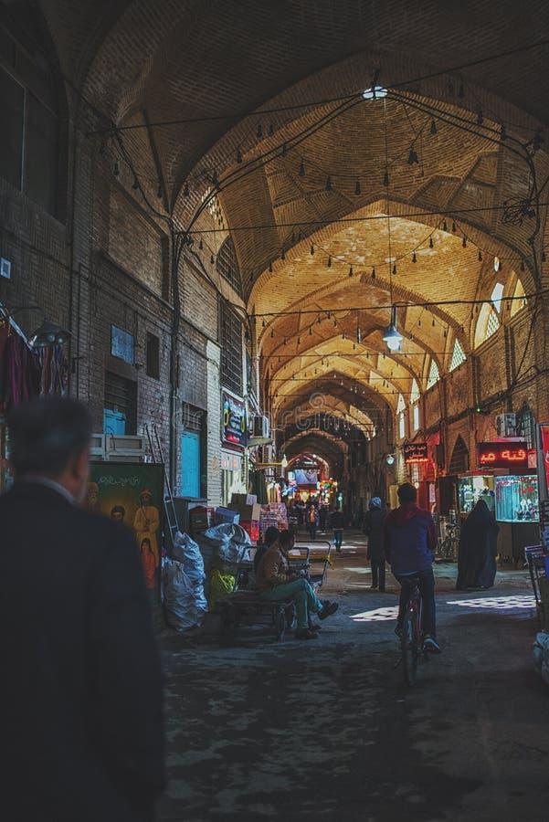 Isfahan in Iran royalty free stock photos