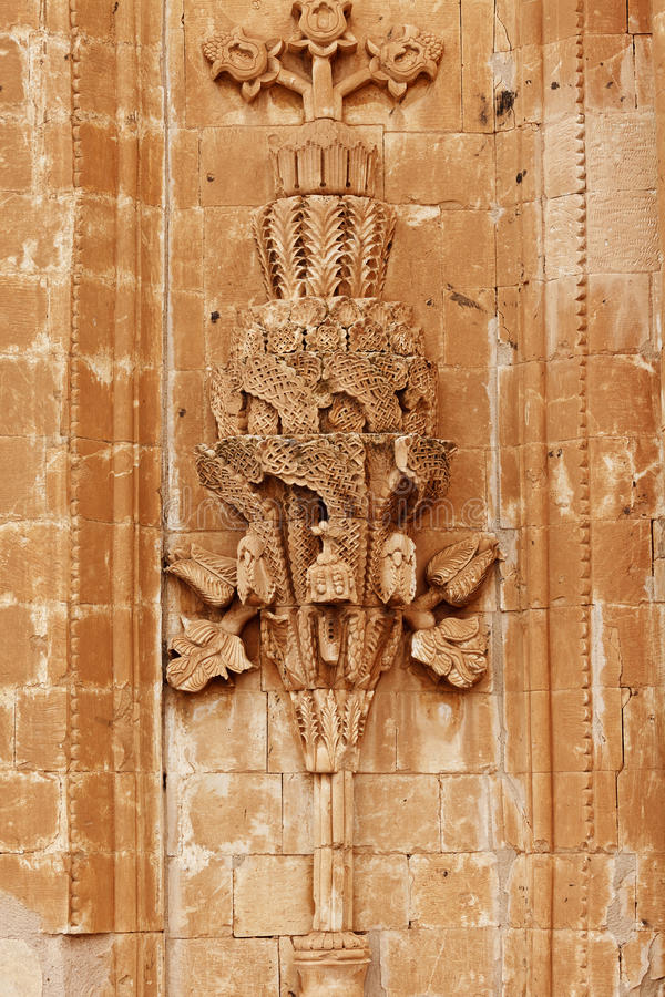Download Ishak Pasha Palace, Detail - Turkey Stock Image - Image: 38272643