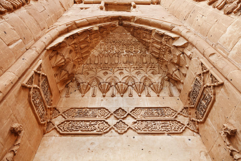 Download Ishak Pasha Palace, Detail - Turkey Stock Image - Image: 38272913