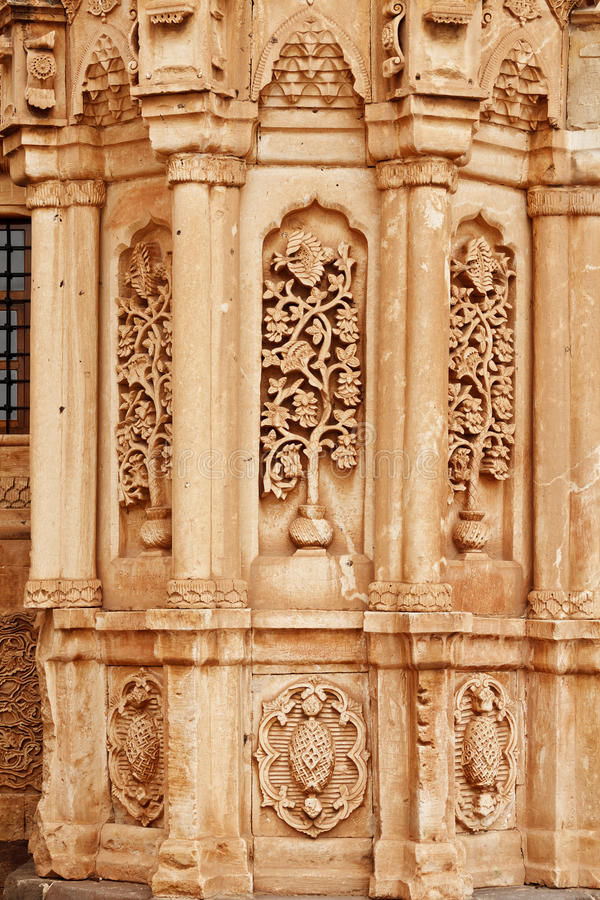 Download Ishak Pasha Palace, Detail - Turkey Stock Image - Image: 38273243