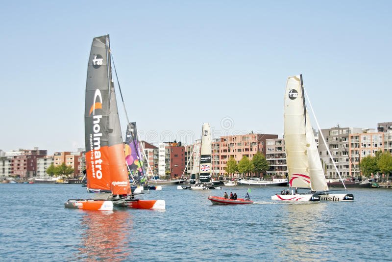 Download Ishares-cup Race In Amsterdam The Netherlands Editorial Photo - Image: 21860001