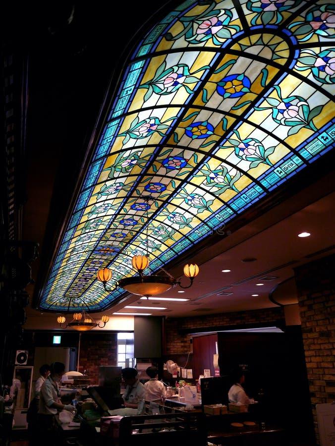 ISHIYA - Stained Glass royalty free stock image