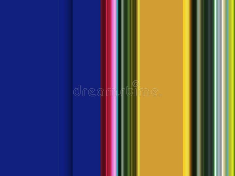 Iskrzasty błękit menchii purpur zieleni białych linii tło, grafika, abstrakcjonistyczny tło i tekstura, royalty ilustracja