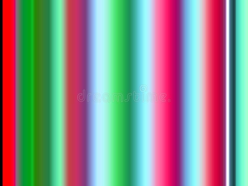 Iskrzasty różowy błękitnej zieleni miękkich linii tło, grafika, abstrakcjonistyczny tło i tekstura, royalty ilustracja