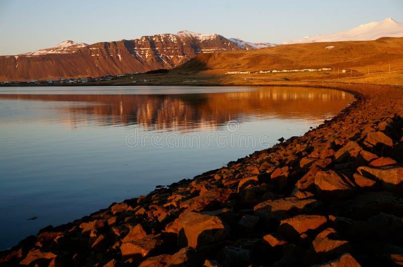 islândia foto de stock royalty free