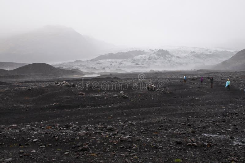 Download Isländischer Gletscher redaktionelles stockfoto. Bild von atmosphäre - 26366443