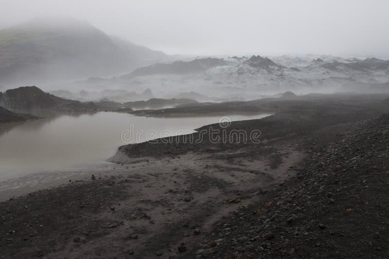 Download Isländischer Gletscher redaktionelles stockfoto. Bild von touristen - 26366458