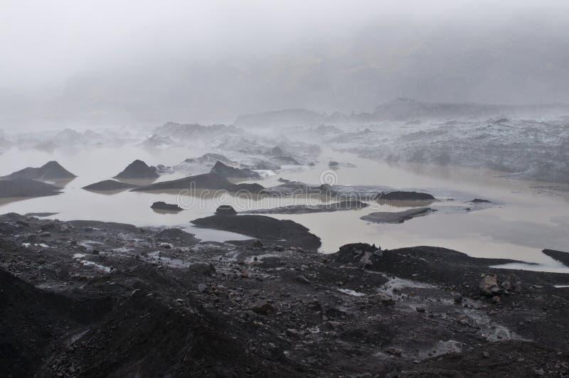 Download Isländischer Gletscher stockbild. Bild von gletscher - 26366493