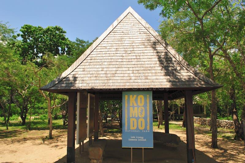 Isla 6 de Komodo foto de archivo libre de regalías
