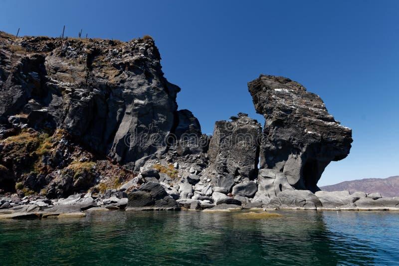 Isla Coronado, México 20 foto de archivo libre de regalías