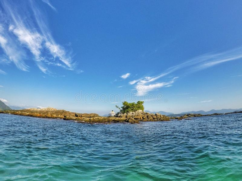 Isla da Maia fotografia de stock