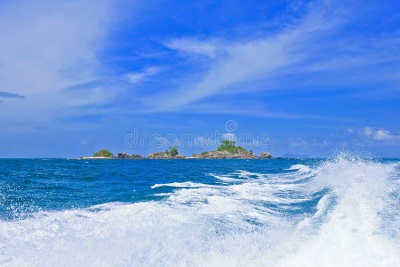 Isla de andaman imagen de archivo