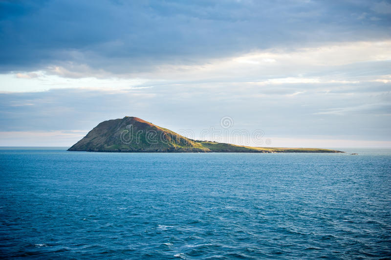 Isla de Bardsey, País de Gales del norte, Reino Unido foto de archivo libre de regalías