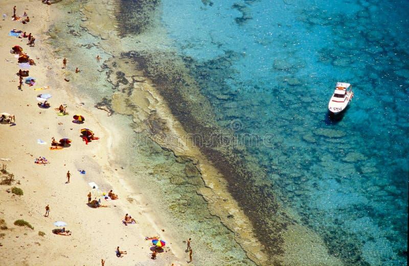 Isla de Creta imagen de archivo libre de regalías