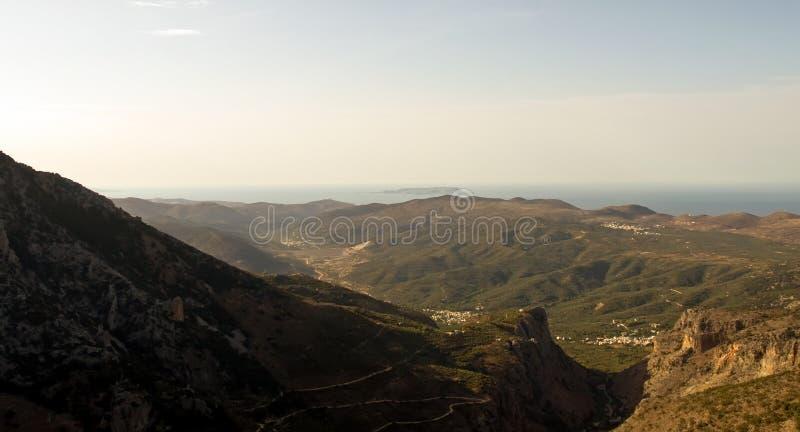 Isla de Crete. fotos de archivo