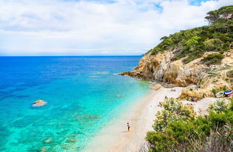 Isla de Elba, Toscana, Italia foto de archivo