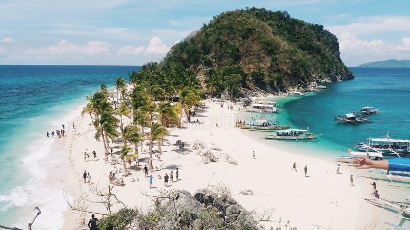 Isla De Gigantes obraz royalty free