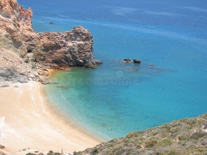 Isla de Grecia imágenes de archivo libres de regalías