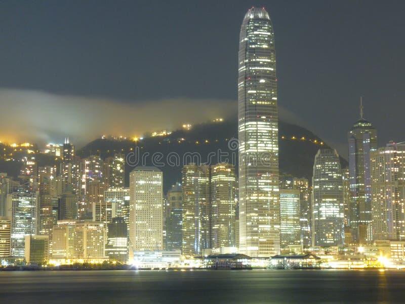 Isla de Hong-Kong fotografía de archivo