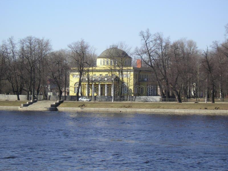 Isla de Kamenny imagen de archivo
