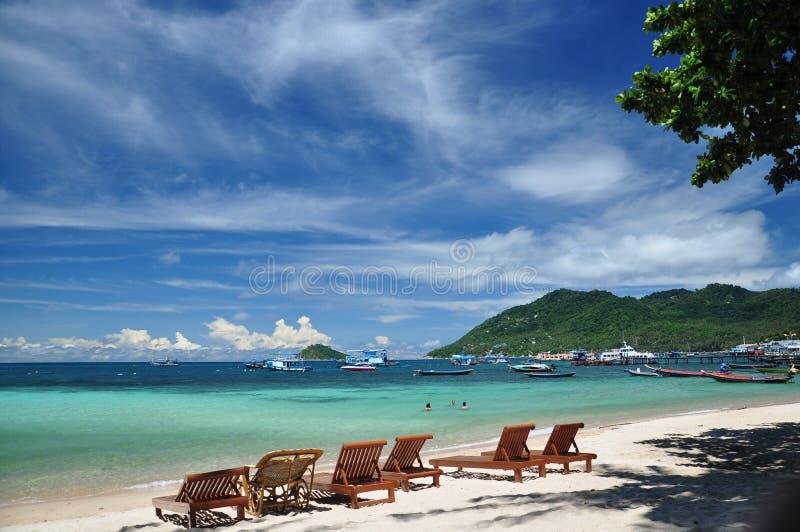 Isla de Koh Tao, Tailandia fotos de archivo libres de regalías