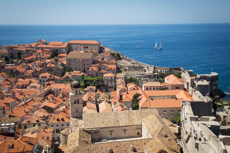 Isla de Krk Croacia, Europa imagen de archivo libre de regalías