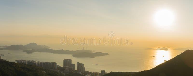 Isla de Lamma, Hong-Kong imágenes de archivo libres de regalías