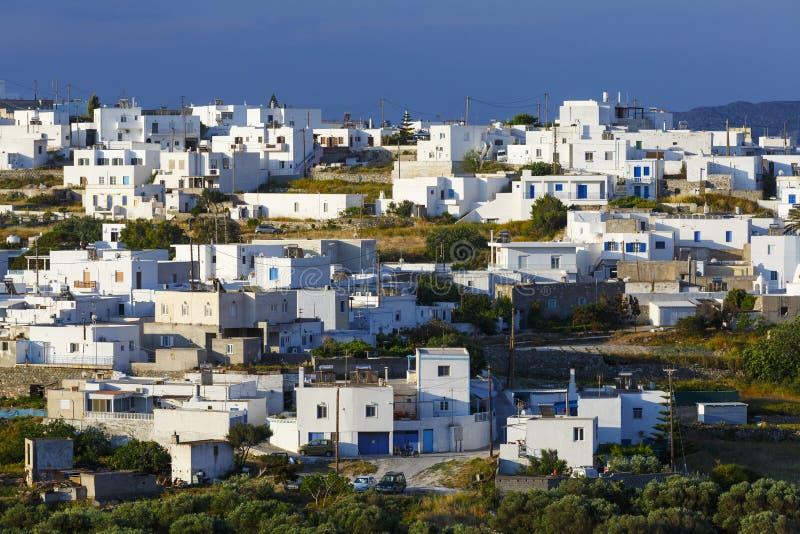 Isla de los Milos foto de archivo libre de regalías