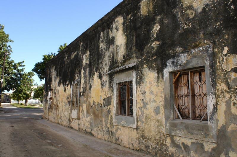 Isla De Mozambique Foto de archivo libre de regalías