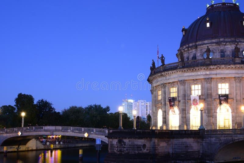 . Isla de museo. berl?n. alemania imágenes de archivo libres de regalías
