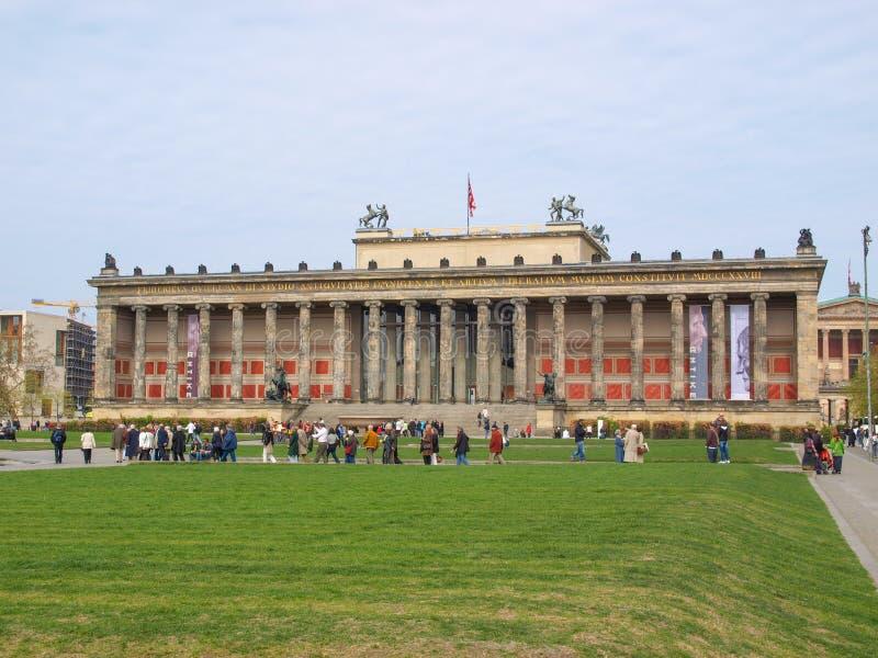 Isla de museos en Berlín foto de archivo