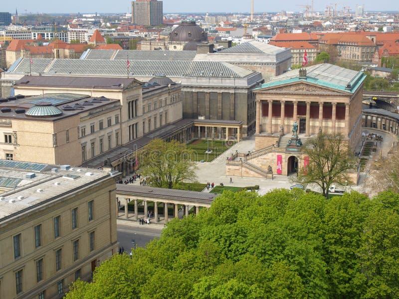 Isla de museos en Berlín fotografía de archivo libre de regalías