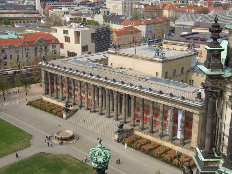 Isla de museos en Berlín fotos de archivo libres de regalías