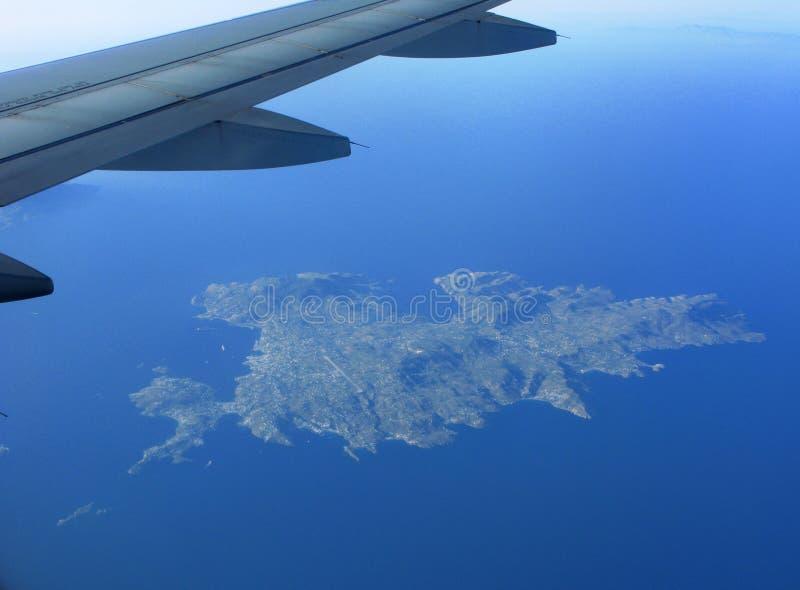 Isla de Mykonos imagen de archivo libre de regalías